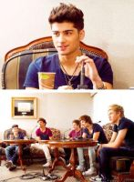 one directions interview! by 1Dzaynharry