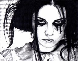 Amy Lee by Kamino185
