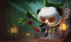 Teemo is here with new cute skin by GaaraTinaSai