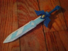 Windwaker Mastersword by Christinabean