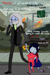 simon and marcy: I Will Not Remember You by malengil