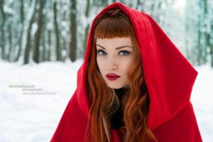 Little Red Riding Hood by Miss-Bo