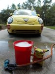 Time to Wash the PikaBug by pikabellechu