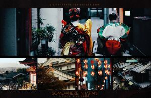 Somewhere In Japan ( Stock Pack ) #100 by Lilith-Trash