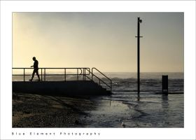 A cold morning swim by raenbow