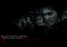 Sweeney Todd by theERINexit