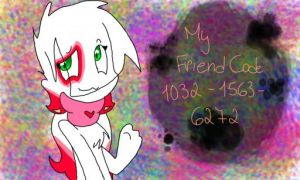 Le 3DS friend code by Marline-2907