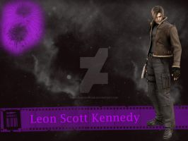 Leon Background by horrorfreakjuh