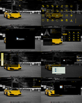 Yellow and Black Attack v3 by CraazyT