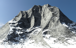 Snowy Mountains by Elbartoab