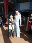 Thranduil and Legolas by uNde