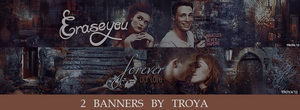 Banners E and F by 91Troya