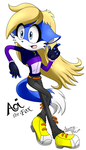 Collab: Aoi by Kyuubi83256