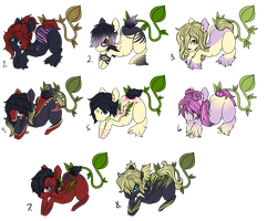 Breeding for AzrealRou (CLOSED) by April-Cakes