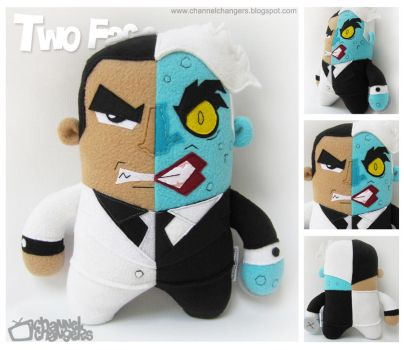 Two-Face 2 by ChannelChangers