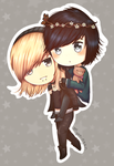 PointCom: Kai x Jake by Myen-Nyan