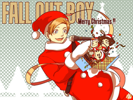 FOB Christmas by nezumi-zumi