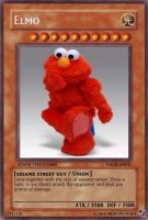 elmo by Weirddudeguy