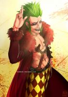 Bartolomeo Cannibal by PauNZ