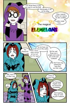 Harelquin World III - ACT 1 -05 by BlackCatINK