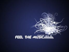 Feel The Music by 365art