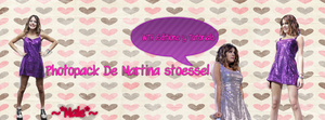 Pack de martina stoessel by Malenithaa
