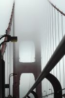 Golden Gate by rjonesdesign