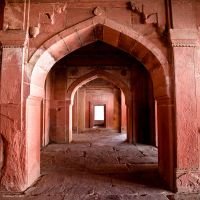 Fatehpur Sikri I by AndrewToPhotography