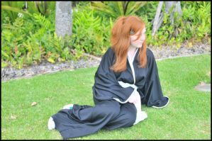 Orihime: Time Out by Betwixt779