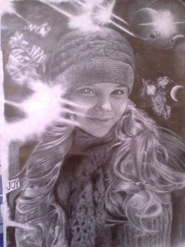 Sketch of ChloeGraceMoretz~2 by fantafiction