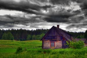 Abandoned country 1 by Boria666