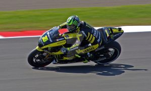 Cal Crutchlow MotoGP Monster Yamaha @ Silverstone by Petrol-Head-Images
