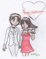 Resident Evil Halloween by cleris4ever