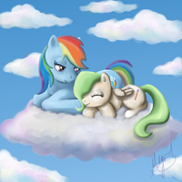 Nap Time by MillyD13
