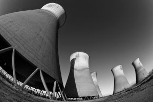 Willington Power Station 2 by Engazung