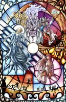Stainglass Tales by Morisan