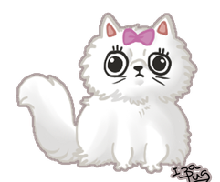 PC - So cute Persian Cat by IzaPug