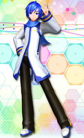 [Imitation X] Default Kaito [Update Download] by TwistedHeart-P
