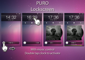 MIUI Lockscreen Puro by dennisbrendel