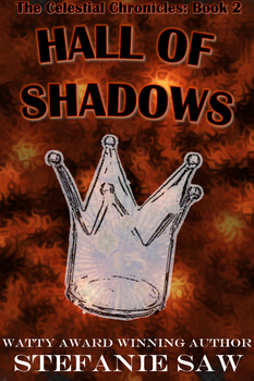 Hall Of Shadows Cover Submission for Contest by ijtomboy