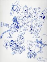 Wander Doodles and various other things by spongefox