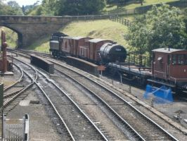 Goathland Railway 2 by scifiguy9000