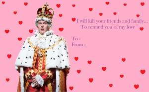 Hamilton Valentine's Day Card XD by MusicalNotes334