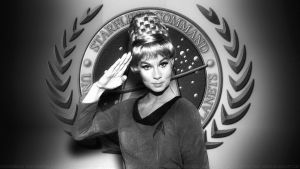Grace Lee Whitney Yeoman Janice Rand XI by Dave-Daring
