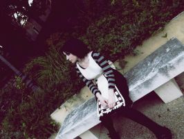 Alice : Madness returns cosplay - London dress by AlicexLiddell