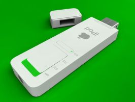 Ipod Shuffle View 2 by AndyBuck