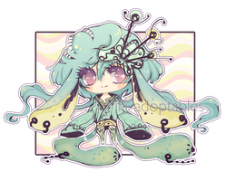 [ CLOSED ] Adoptable RAFFLE 01 - Kemelith 01 by Piffi-adoptables