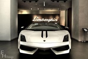 Lamborghini Entrance by BonaFideChimp