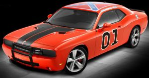 New Challenger General Lee by Jeep4x4John