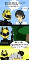 DRRR: Celty's New head by SharpenArrow